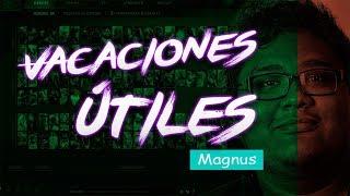 Arrolla con Magnus en un Team class l Vacaciones Útiles