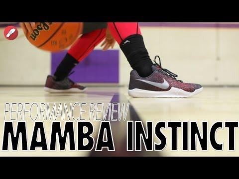 Nike Mamba Instinct Performance Review!
