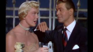 "Doris Day and Gene Nelson - ""I Love The Way You Say Goodnight"" from Lullaby Of Broadway (1951)"