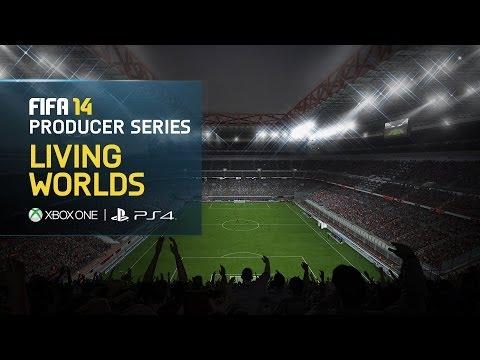 Nové video o next-gen verzi FIFA 14
