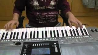 Cheri Cheri Lady-Modern Talking(PSR S-910)