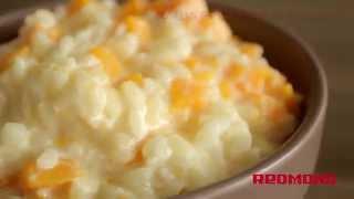 Смотреть онлайн Рецепт как приготовить рисовую кашу в мультиварке
