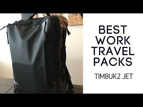 Best Work Travel Packs: Timbuk2 Jet Backpack Review