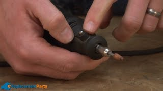 How to Replace the Lock Pin on a Dremel 395 Moto-Tool