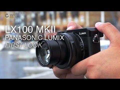 Panasonic Lumix LX100 II | Hands-on First Look