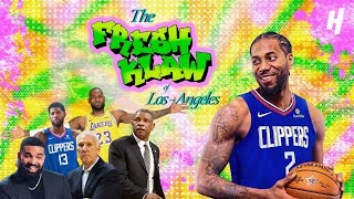 Kawhi is 'The Fresh Klaw of LA' (Fresh Prince of Bel-Air Parody)