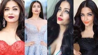 Aishwarya Rai All Dresses At Cannes Film Festival 2017