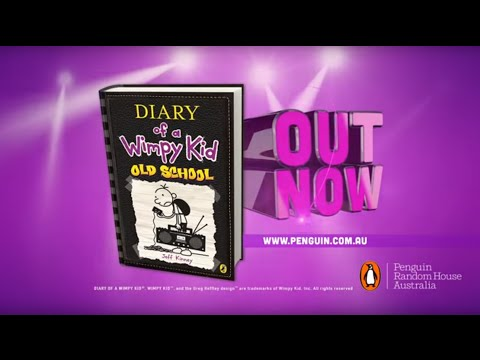 diary of a wimpy kid old school full book free