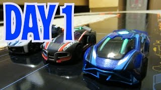 Day 1: Anki OVERDRIVE! LET