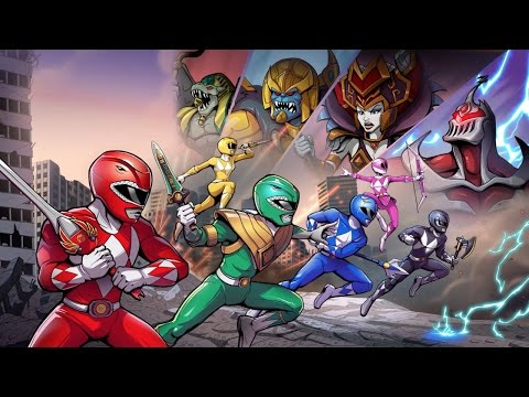 Saban's Mighty Morphin' Power Rangers: Mega Battle - Launch Trailer | PS4, X1 ' thumbnail