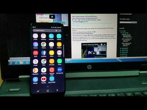 How To Unbrand/Flash Official Oreo Latest Firmware on Galaxy S8/S8+/
