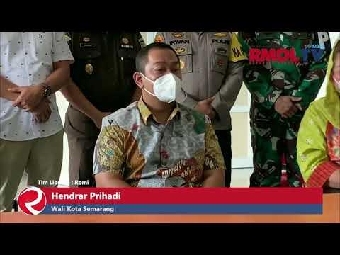 Batal Divaksin Pertama, Ini Penjelasan Wali Kota Semarang