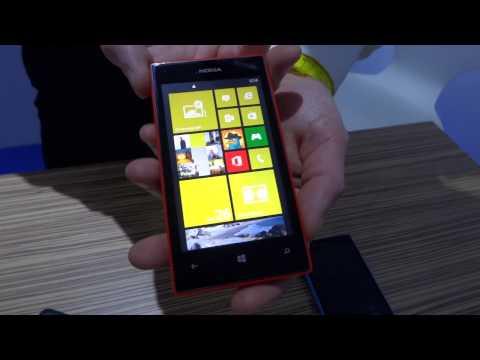 Nokia Lumia 520, Lumia 720, Nokia 105, Nokia 301 - Anteprima MWC 2013