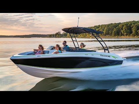 TAHOE Boats: 2018 700 Limited Runabout Boat