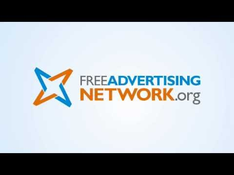 Video of Free Advertising Network