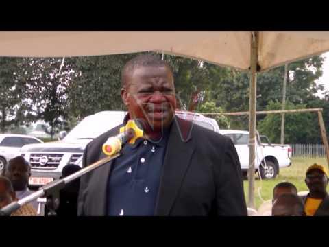 Gen. Otafiire alabudde Bobi Wine ku ng'ombo ya People Power
