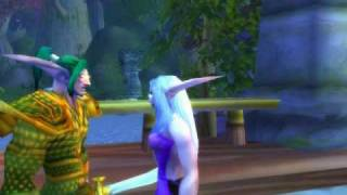 night elf picture story.