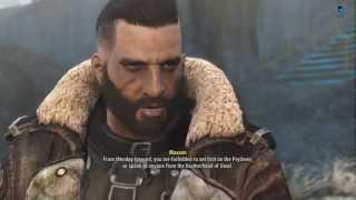 Fallout 4: Paladin Danse True Identity(PS4/1080p)