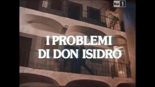 """Serie TV   1978  """"I  problemi di Don Isidro""""    da José Luis Borges"""