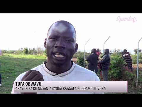 Abakulembeze e Buyende basabye gavt ejjewo envumbo ku Nyanja Kyoga
