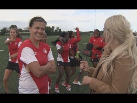 Christine Sinclair Wants An Olympic Gold Medal And The World Cup