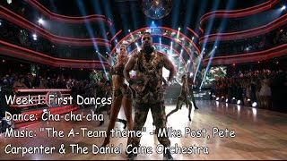 Mr. T - All Dancing with the Stars Performances