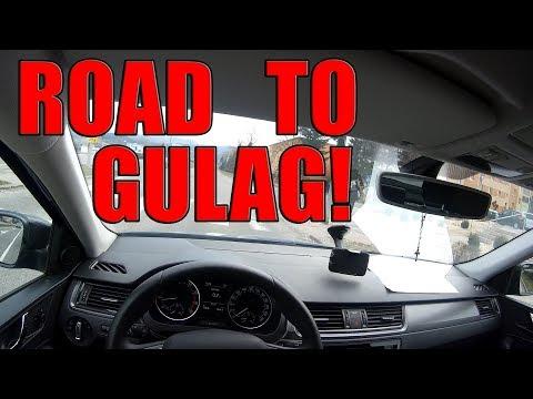Cesta do gulagu! :D (Práce)