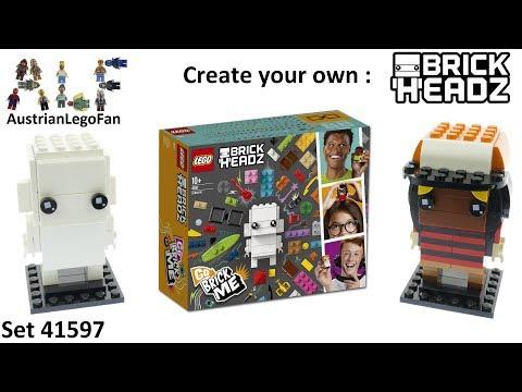 Vidéo LEGO BrickHeadz 41597 : La Fabrick à Selfie