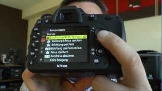 Nikon D7100 - Mein Fazit
