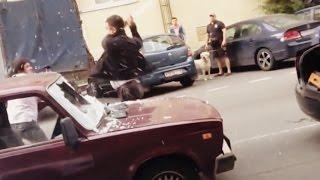 Подборка #3:Драки на дорогах/Fight