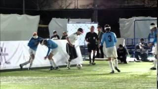 Blindenfußball Weltmeisterschaft 2014: Deutschland gegen Spanien