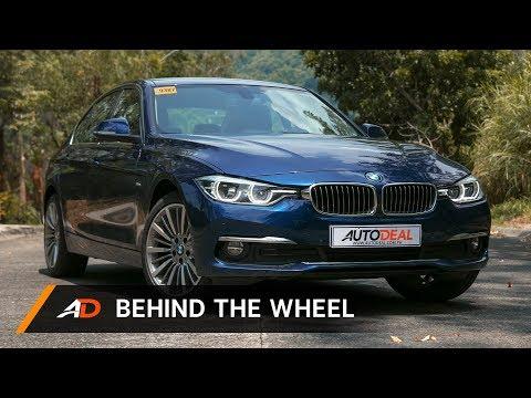 BMW 3-Series Sedan 318d Luxury Review - Behind the Wheel