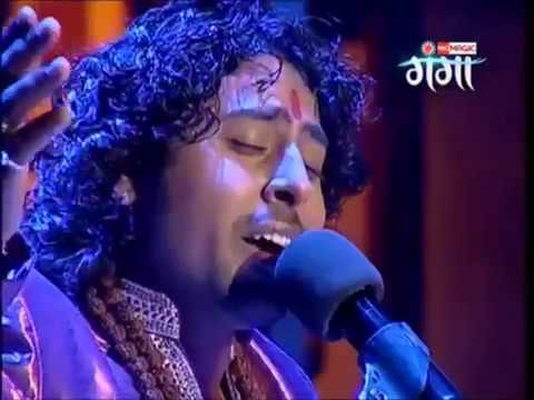 deewana kar diya..qawwali bhajan by amit ranjan in a reality show called Bhakti Samrat.