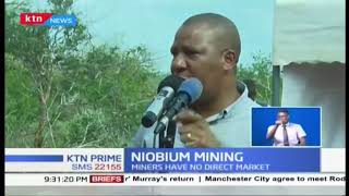 Kwale miners cry foul of exploitation from middlemen