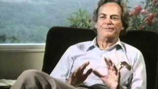 Horizon 1981 Richard Feynman --The Pleasure of Finding Things Out -- The Gods Chess Game Analogy