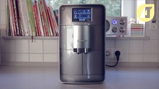 Panasonic NC-ZA1 Kaffeevollautomat im Test (Review) - Deutsch