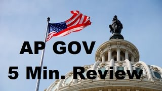 AP Gov 5 Minute Review: Everything About the Judicial Branch