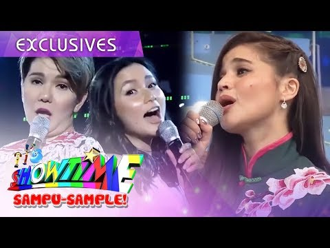 10 times Tiyang Amy, Mariel and Anne made our day with their funny singing attempts in It's Showtime