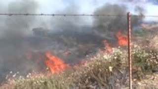 New Southern California fires force evacuations