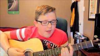 I Found A Way- Drake Bell [COVER] By: Jake Taylor