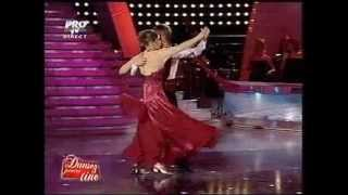 "Maria Olaru and Vlad -  SLOWFOX on ""Dancing With The Stars"" PRO TV Romania"