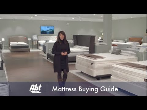 Mattress Buying Guide: How to Choose the Perfect Mattress