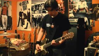 "Angels And Airwaves ""Dry Your Eyes"" Guitar Cover"