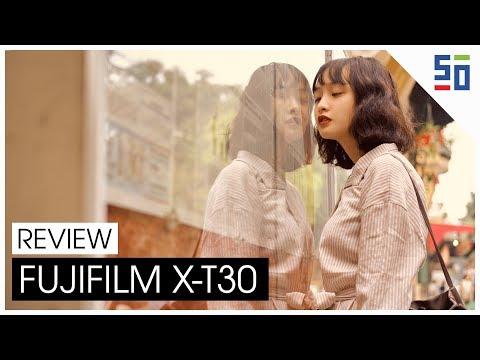 Fujifilm X-T30 - Máy ảnh crop XỊN nhưng giá lại TỐT