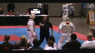 100703 Cobra Mp Cut 2 For Nta Taekwondo Coppell