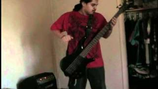 Korn (Bass Cover)- Twist