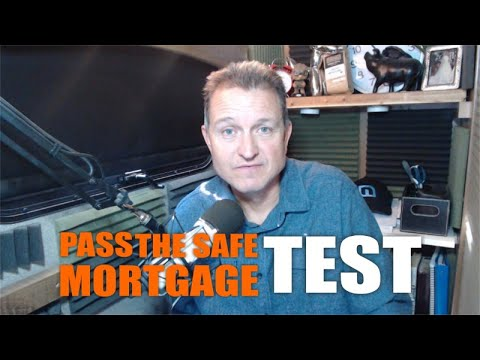 The SAFE Mortgage Loan Originator Test Requires You To Know ...