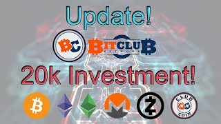 🌈BitClubNetwork Update! Comparing Founder Pool And Pool 1!🔥