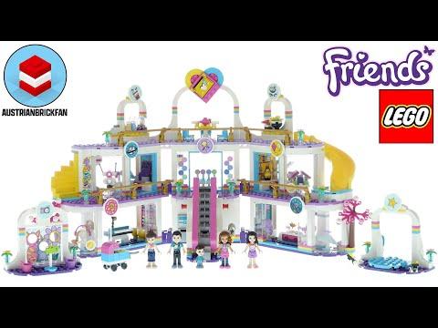 Vidéo LEGO Friends 41450 : Le centre commercial de Heartlake City