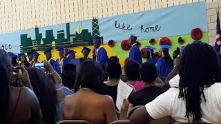 Class of 2018 singing Dreams by Ashanti